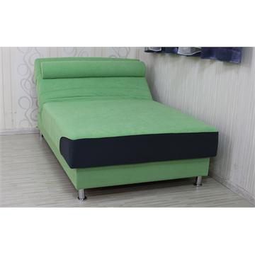 ספת נוער אופנתית ואורטופדית ברוחב מיטה וחצי עם מנגנון הרמה ידני דגם תות