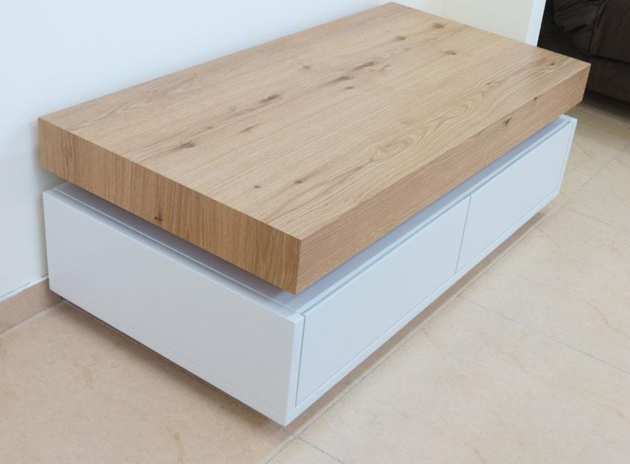 שולחן לסלון מבית SQF דגם מרלו