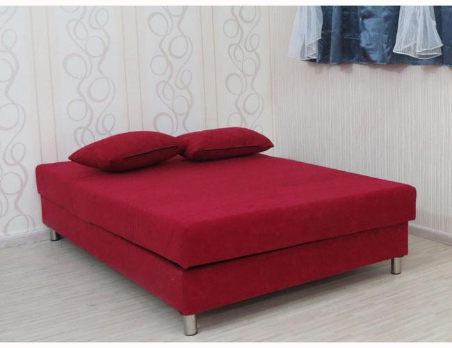 ספת נוער אופנתית ואורטופדית ברוחב מיטה וחצי עם מנגנון הרמה ידני דגם קליק